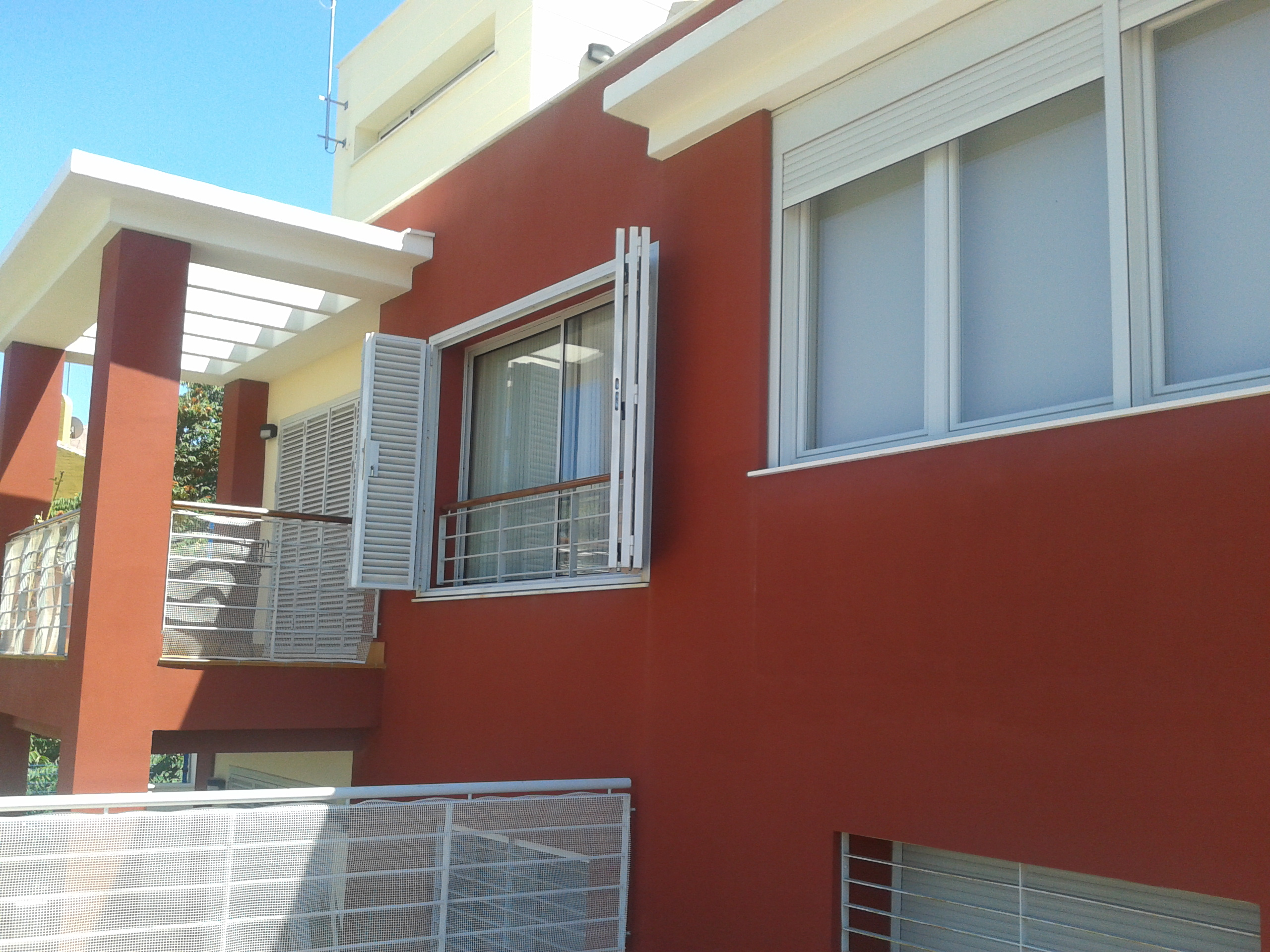 Chalet independiente en Gibralfaro